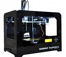 Wanhao Duplicator 4X Dual Extruder