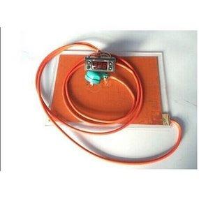 Verwarmd bouwoppervlak Wanhao 5S/5S Mini