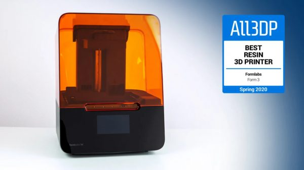 formlabs form3 beste SLA 3d printer