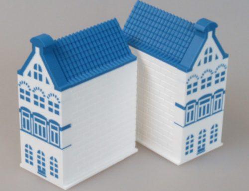 Delfts Blauw Huisje
